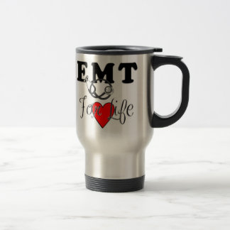 EMT For Life Travel Mug