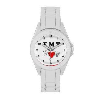 EMT For Life Wrist Watch