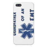 EMT Grandfather Cover For iPhone 5