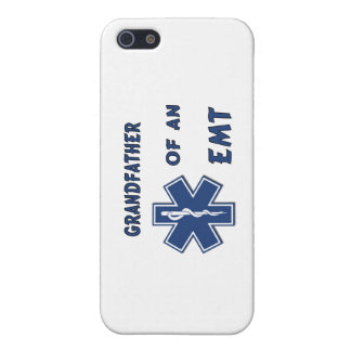EMT Grandfathers iPhone 5 Cases