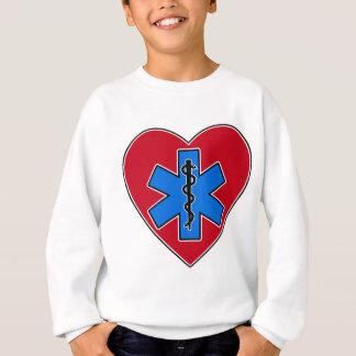 EMT Heart Sweatshirt