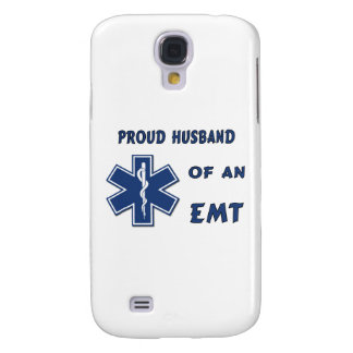 EMT Husband Galaxy S4 Cases
