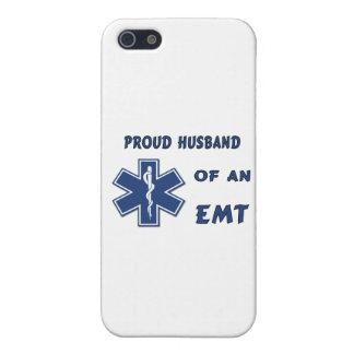 EMT Husband iPhone 5 Case