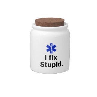 EMT I fix stupid Candy Jars