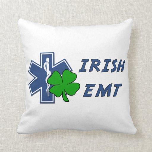 EMT irlandés Almohadas