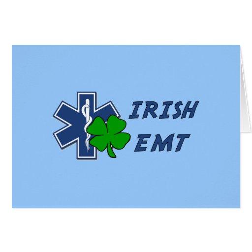 EMT irlandés Tarjeta Pequeña