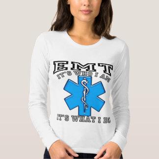 EMT - It's Who I Am T Shirt