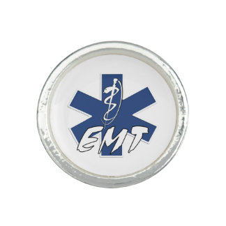 EMT Jewelry Ring