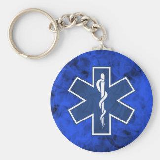 EMT Keychain-Blue Keychain