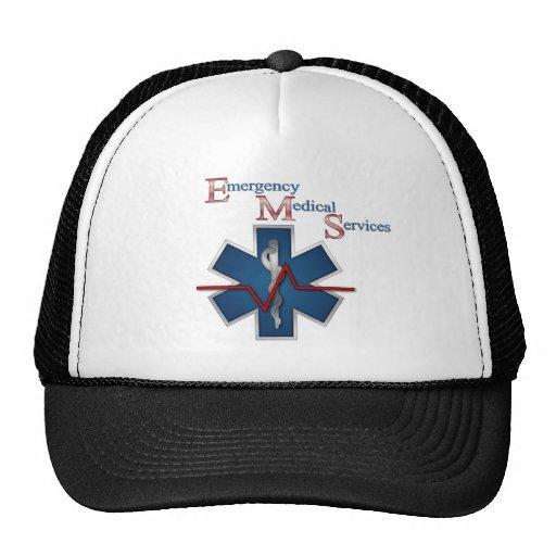 EMT Life Line Mesh Hat
