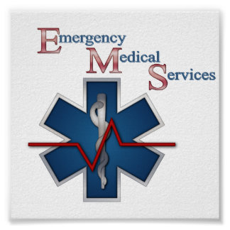 EMT Life Line Poster