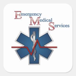 EMT Life Line Stickers