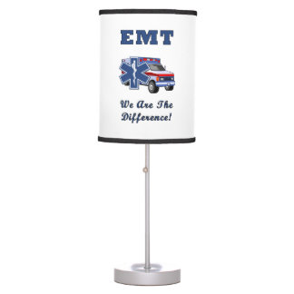 EMT Makes The Difference Desk Lamp