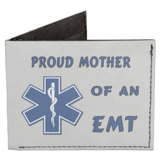 EMT Mom Billfold Wallet