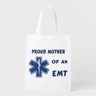 EMT Mom Grocery Bag
