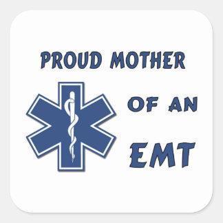 EMT Mother Square Sticker