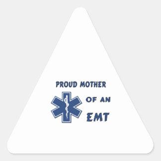 EMT Mother Triangle Sticker