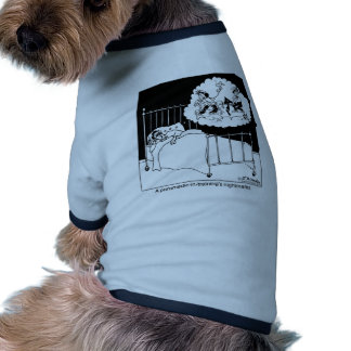 EMT Nightmares Pet T-shirt