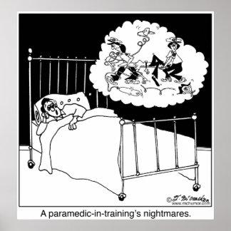 EMT Nightmares Poster