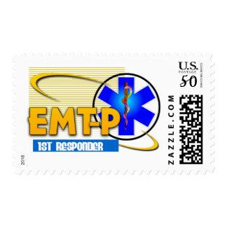 EMT-P 1ST RESPONDER EMERGENCY MED TECH PARAMEDIC POSTAGE