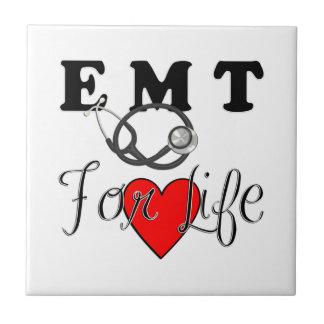 EMT para la vida Azulejos