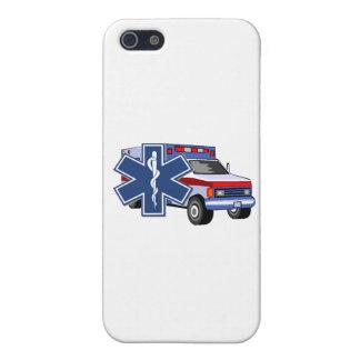 EMT Paramedic EMS Ambulance iPhone 5/5S Case