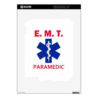EMT Paramedic iPad 2 Decals