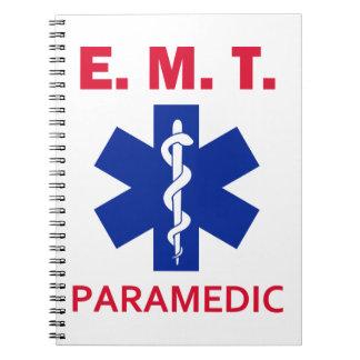 EMT Paramedic Notebook