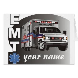 EMT personalizado Felicitación