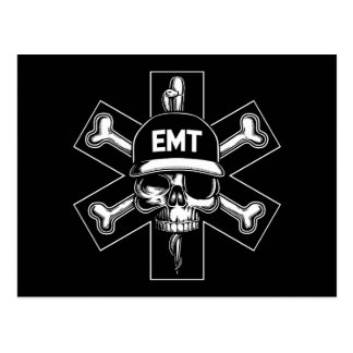 EMT Pirate Day Post Card