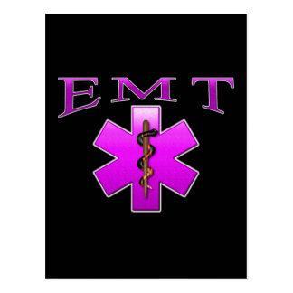 EMT POSTCARDS