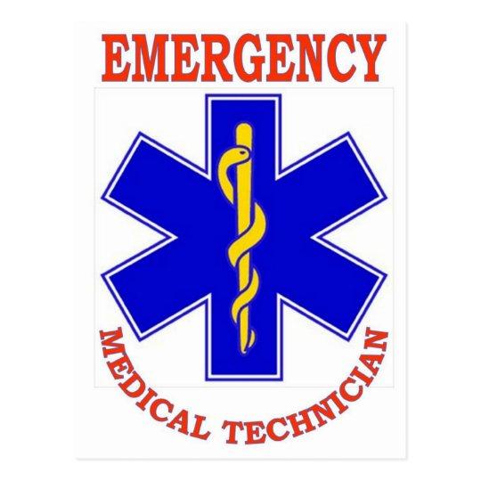 EMT POSTCARD