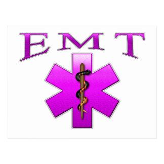 EMT POST CARDS