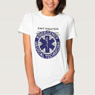 EMT Prayer T-shirt