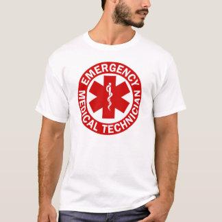 EMT Red Logo T-Shirt