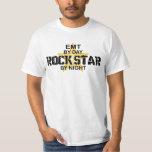 EMT Rock Star by Night T-Shirt