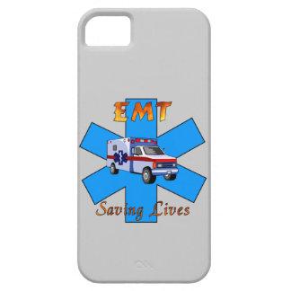EMT Saving Lives iPhone SE/5/5s Case