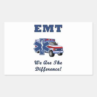 EMT somos la diferencia Pegatina