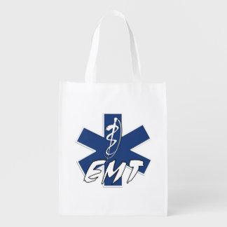 EMT Star of Life Active Grocery Bag
