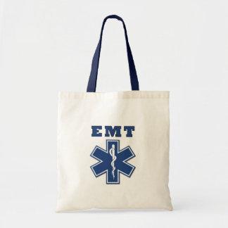 EMT Star of Life Budget Tote Bag