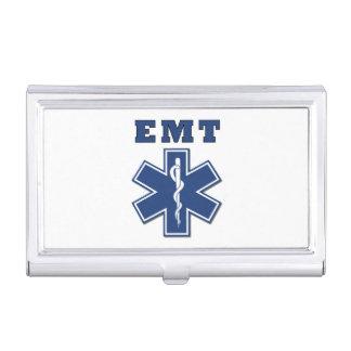 EMT Star of Life Business Card Case