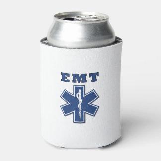 EMT Star of Life Can Cooler