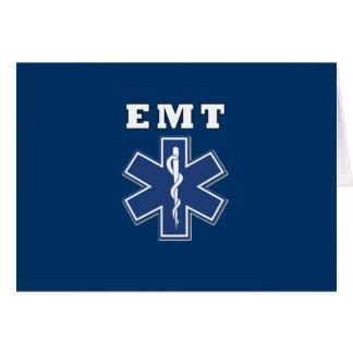 EMT Star of Life Cards