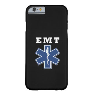 EMT Star of Life Barely There iPhone 6 Case