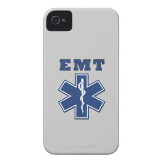 EMT Star of Life iPhone 4 Cases