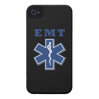 EMT Star of Life iPhone 4 Case-Mate Case