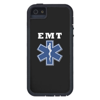 EMT Star of Life Case For iPhone SE/5/5s