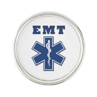 EMT Star of Life Lapel Pin