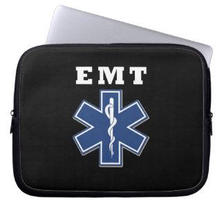 EMT Star of Life Laptop Sleeves