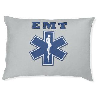 EMT Star of Life Large Dog Bed